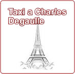 taxi a charles de gaulle